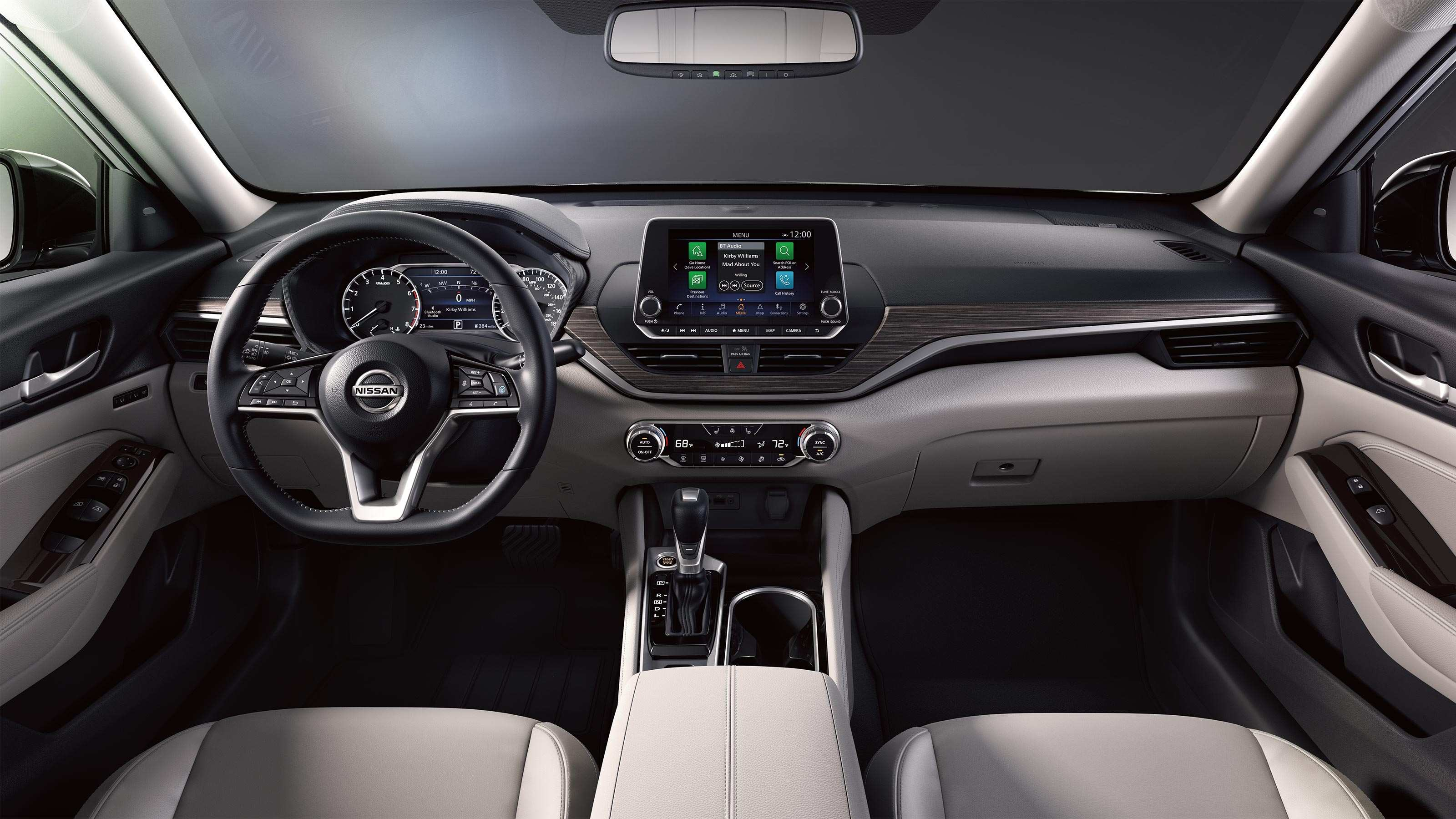 84 Best Nissan Altima Interior Wallpaper