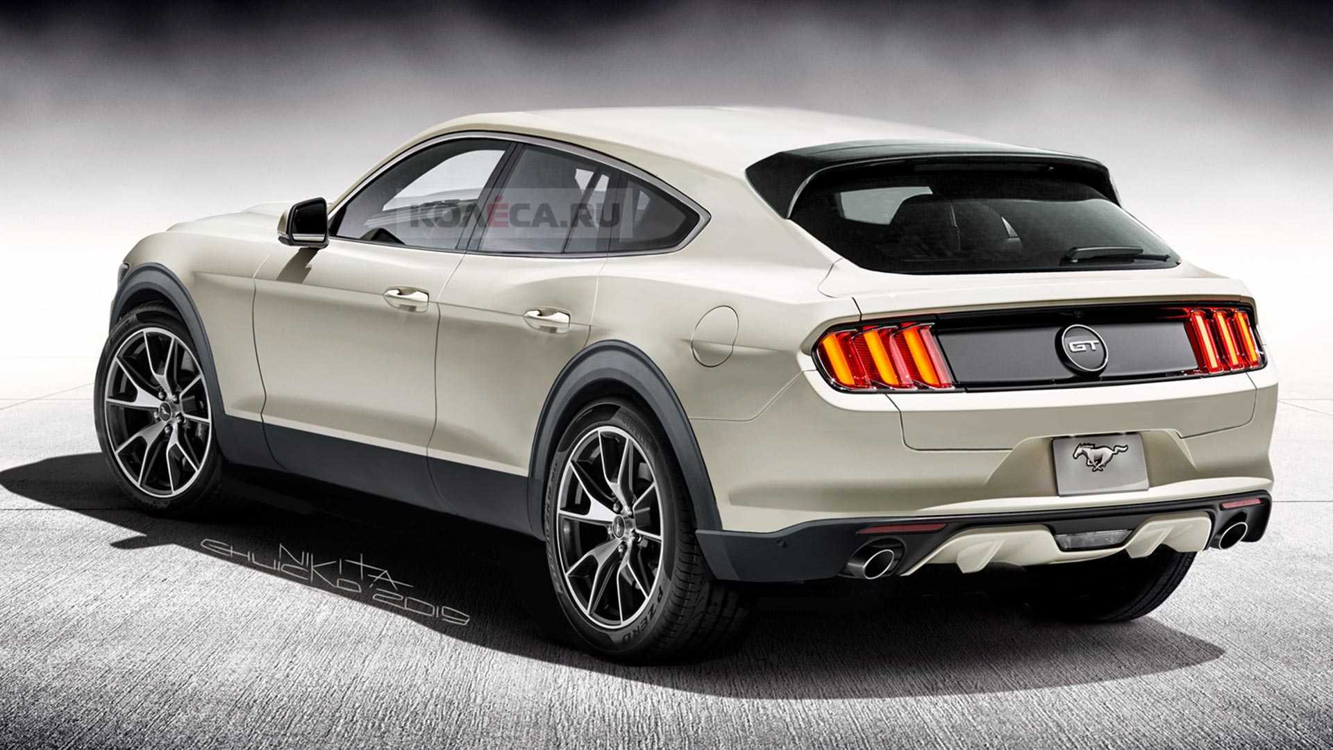84 New Ford Mustang Suv 2020 Reviews