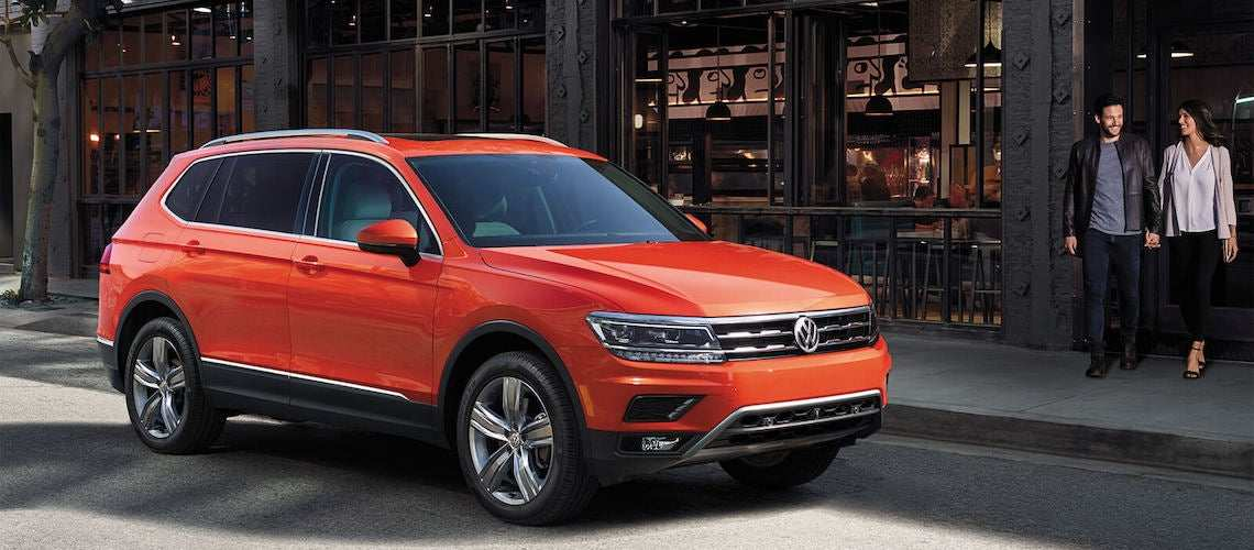 84 New Volkswagen Tiguan 2020 Pricing
