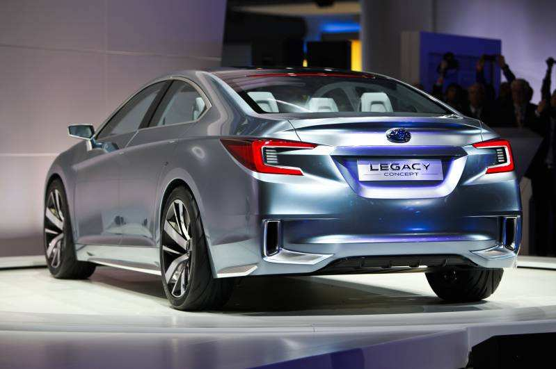 84 The Best The Subaru Legacy Gt 2019 Performance New Model And Performance
