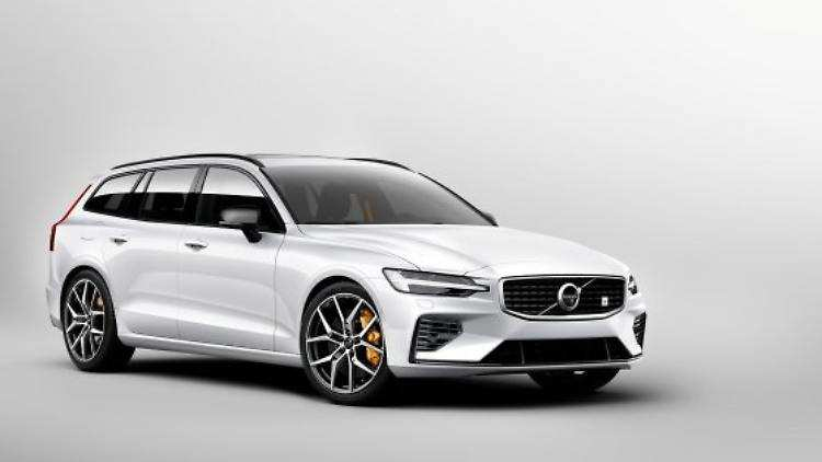 84 The Best Volvo S60 Polestar 2019 Style