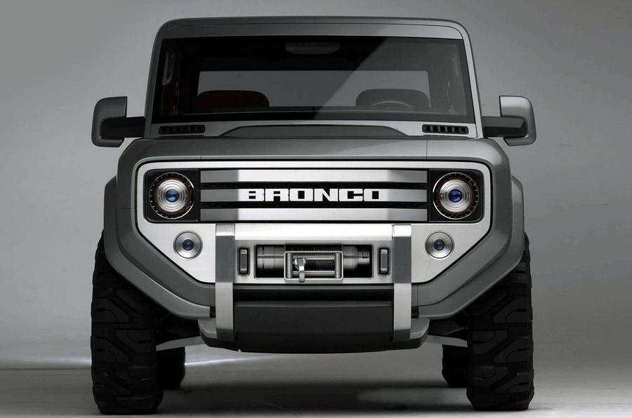85 New Ford Bronco 2020 Uk Redesign And Concept