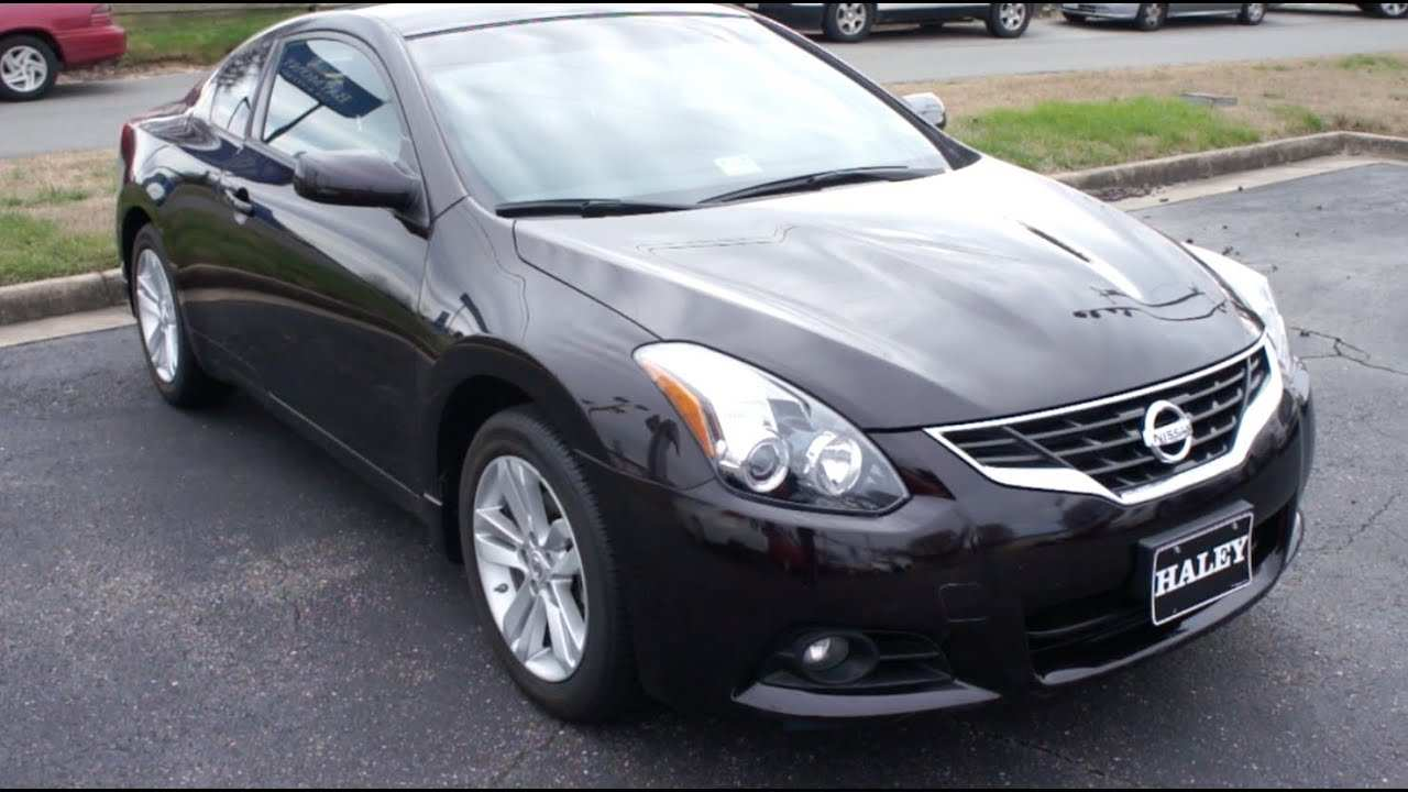 85 The Best 2013 Nissan Altima Coupe Pictures