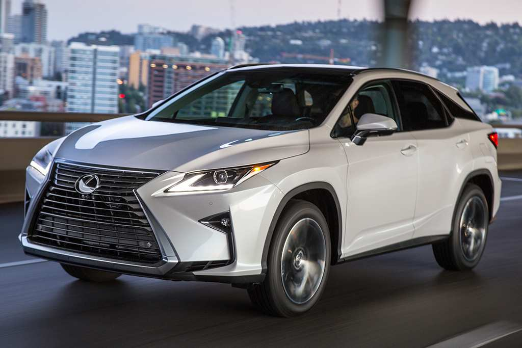 85 The Best Rx300 Lexus 2019 Release Date Concept And Review