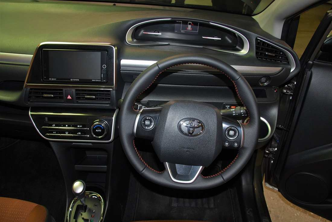 85 The Best Sienta Toyota 2019 New Interior Pricing