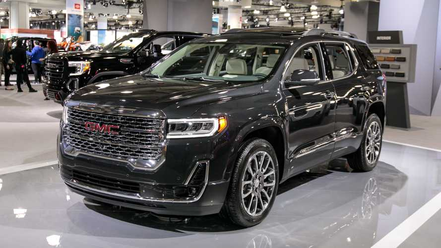 85 The Gmc Acadia 2020 Vs 2019 Ratings