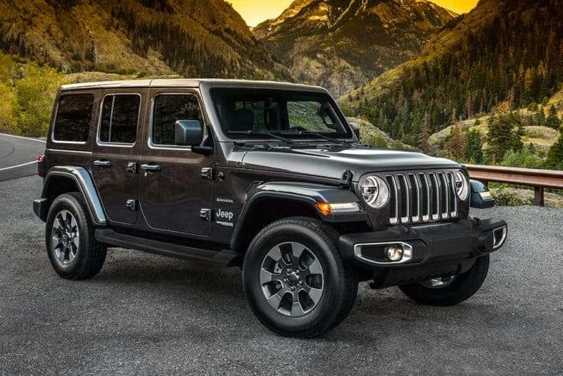 85 The Jeep 2020 Lineup Images