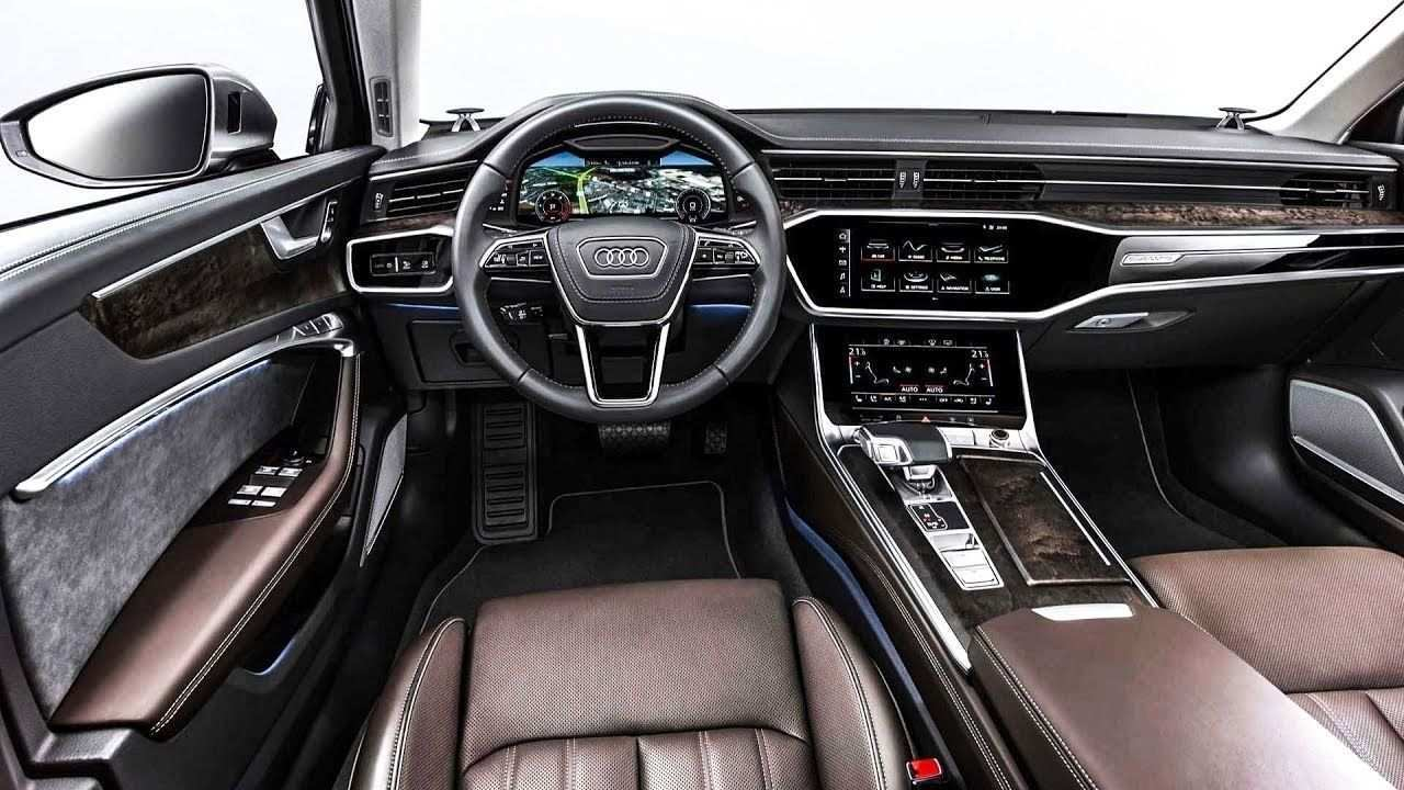 86 A Review Audi 2019 A6 New Interior Research New