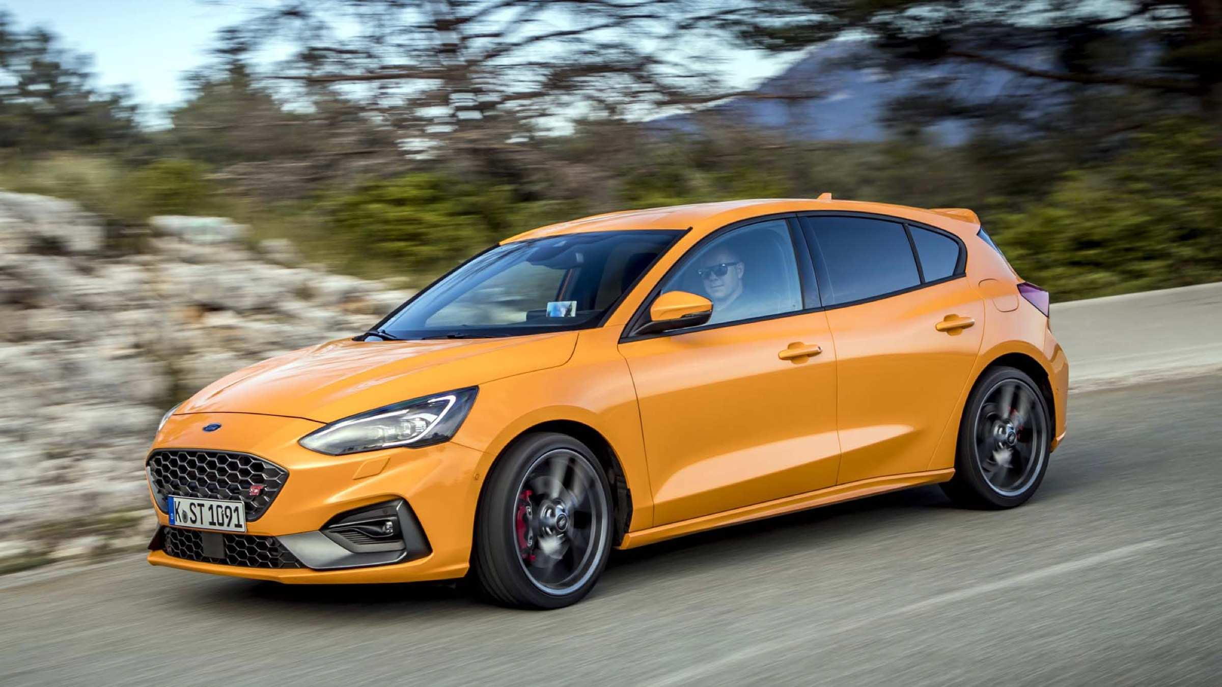 86 All New Ford Focus St 2020 Model
