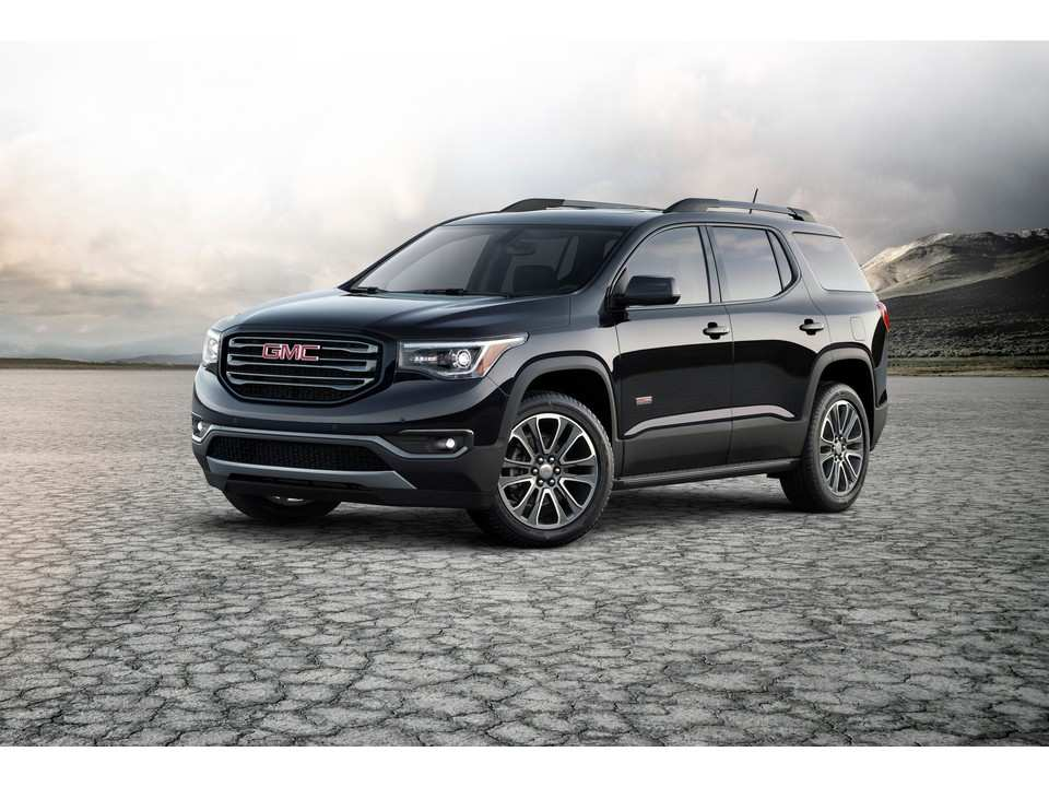 86 All New Gmc 2019 Acadia Price And Release Date New Concept