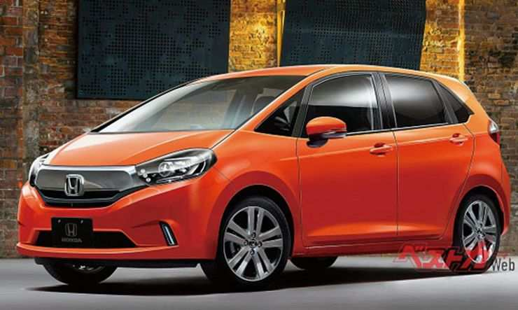 86 All New Honda Jazz 2020 Concept Spesification