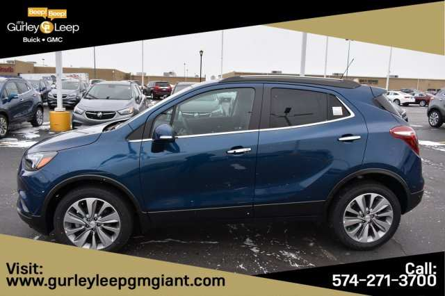 86 Best 2019 Buick Encore Release Date Engine Reviews