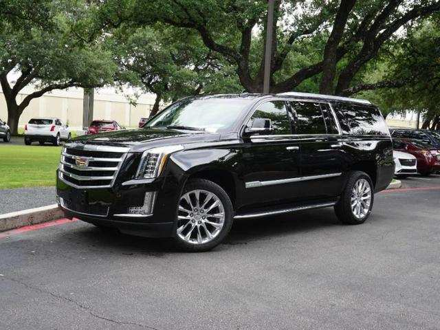 86 The Best 2020 Cadillac Escalade Premium Luxury Price