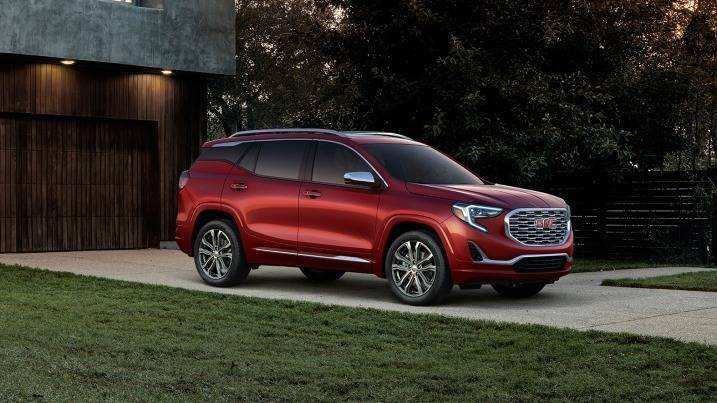 86 The Best Gmc 2019 Acadia Price And Release Date New Model And Performance