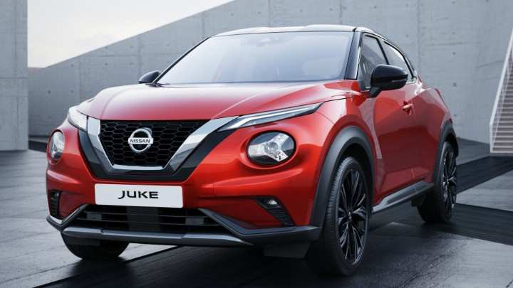 87 The Best Nissan Juke 2020 Dimensions Redesign And Review