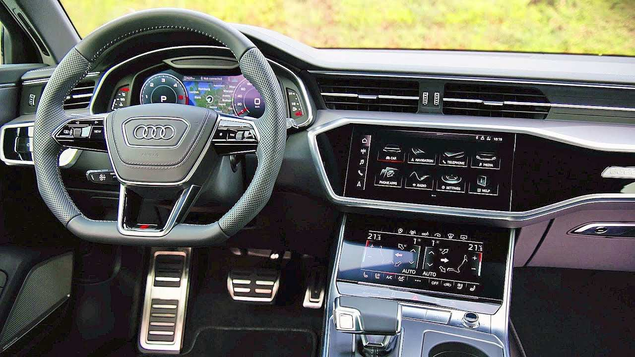 87 The Best Review Audi 2019 A6 New Interior Rumors