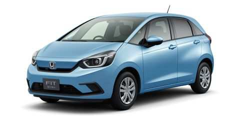 87 The Honda Fit 2020 Pictures