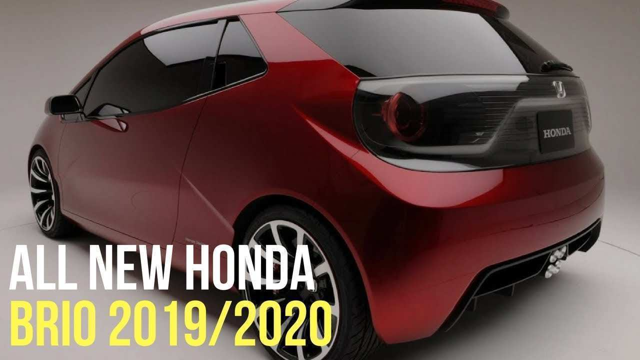 88 A Honda Brio 2020 Spy Shoot