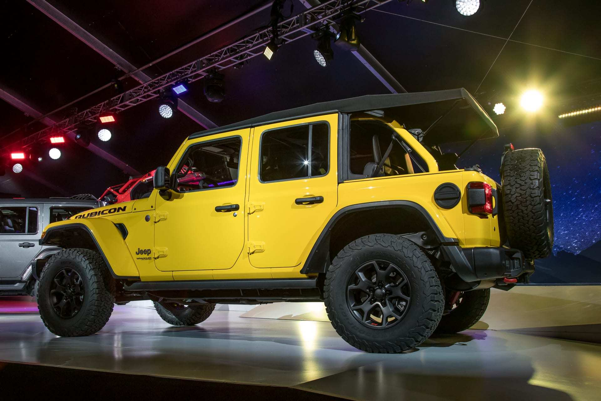 88 A Jeep Wrangler 2020 Hybrid Research New