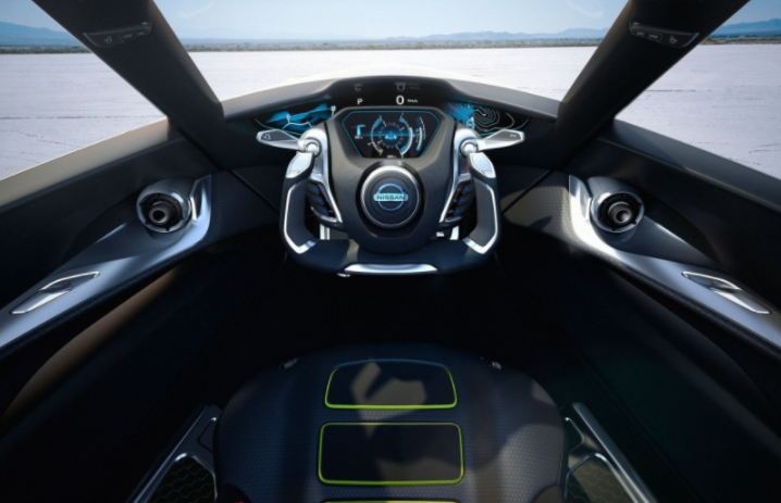88 A Nissan Concept 2020 Interior Redesign And Review
