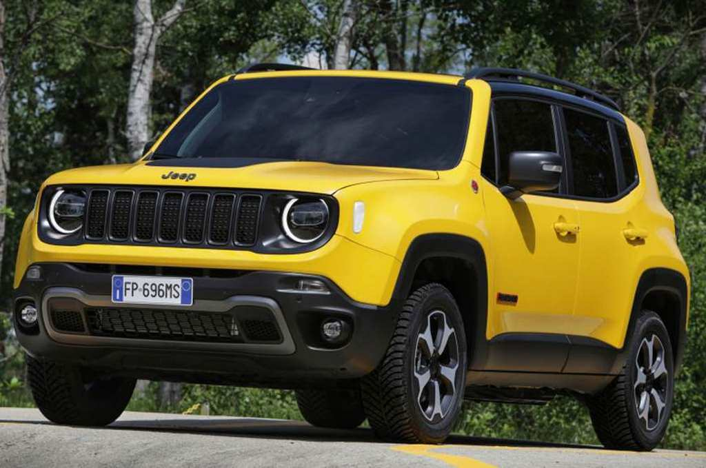 88 A The Jeep Renegade 2019 India New Review Reviews