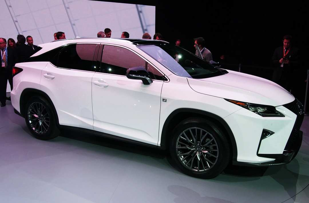88 All New 2020 Lexus Rx Release Date New Model And Performance