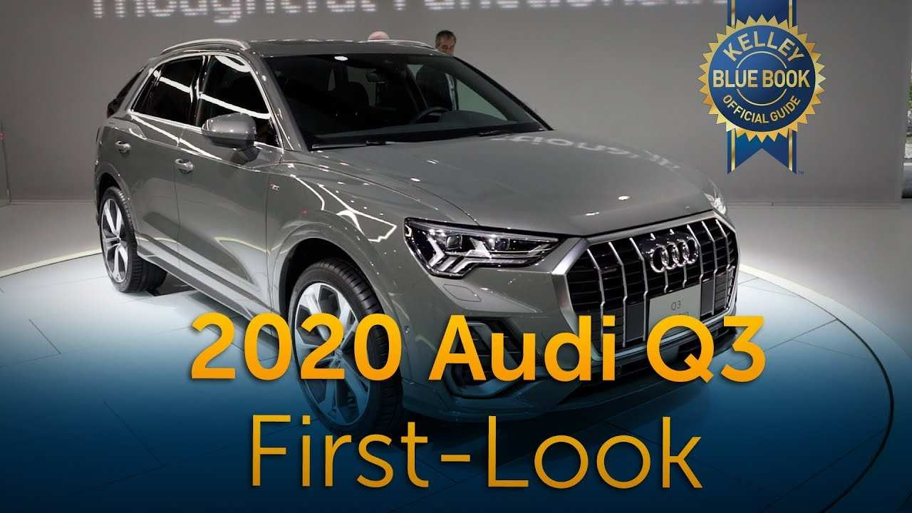 88 All New Audi Q3 2020 Release Date Redesign