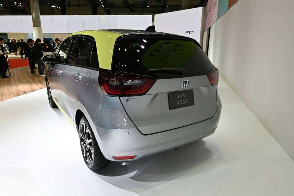 88 All New Honda Fit 2020 Price Design And Review