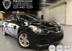 Nissan Altima Coupe 2017