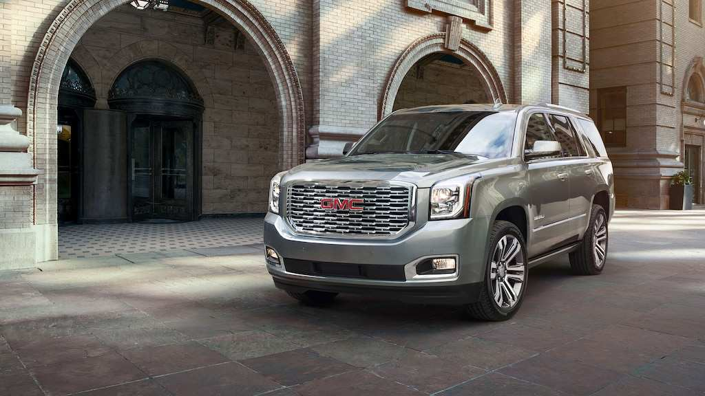 88 New What Does The 2020 Gmc Yukon Look Like Specs And Review