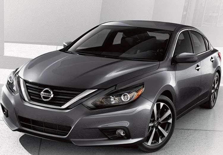 88 The 2018 Nissan Altima Reviews First Drive