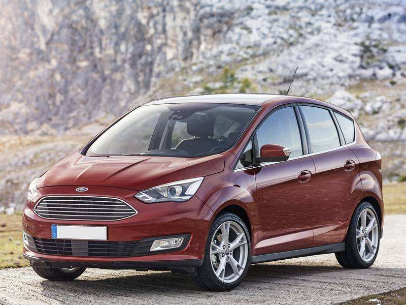 88 The 2019 Ford C Max Wallpaper