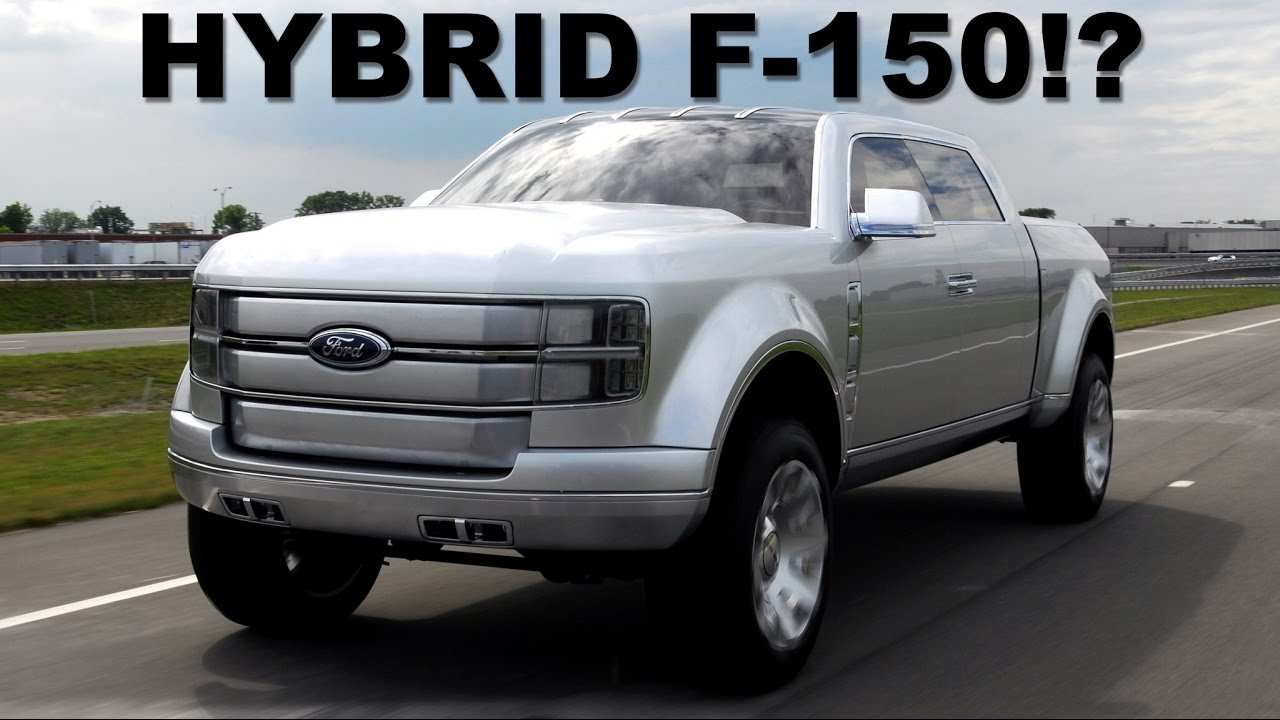 88 The 2020 Ford F150 Concept Specs