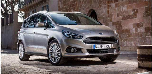 89 A 2019 Ford C Max First Drive