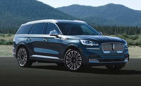 89 All New 2020 Lincoln Aviator Vs Volvo Xc90 Exterior