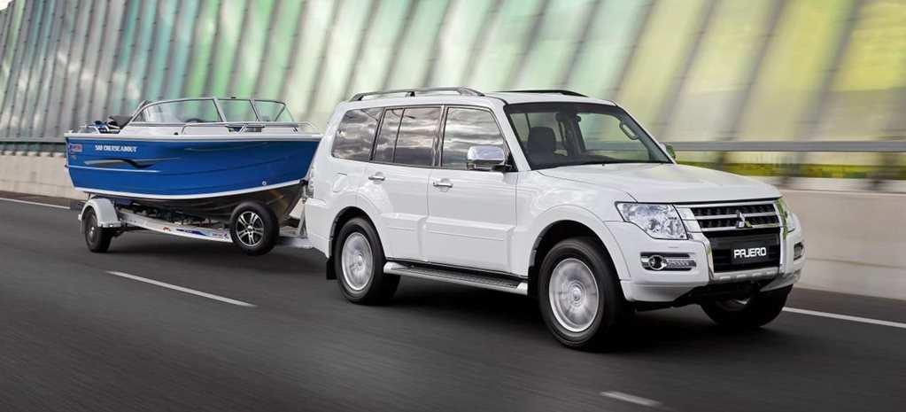 89 All New Mitsubishi New Pajero 2020 Photos