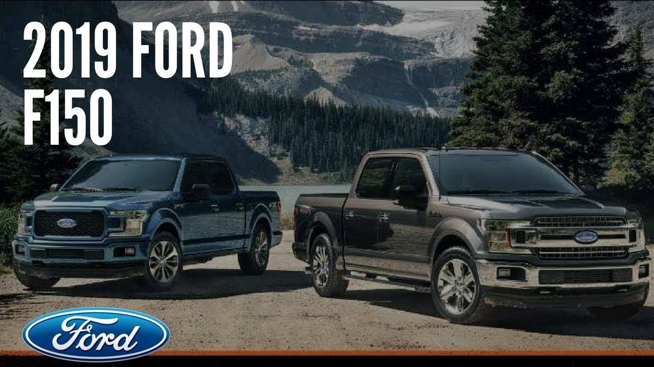 89 All New The F150 Ford 2019 Price And Release Date Interior