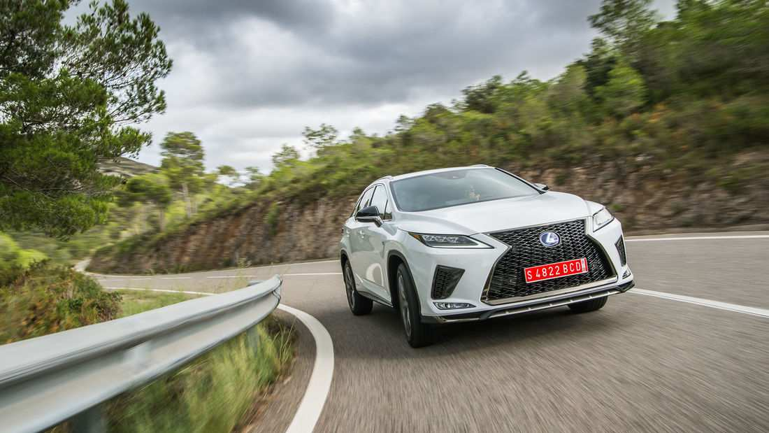 89 New Lexus Rx 2020 Facelift Rumors