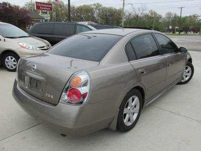 89 The 2003 Nissan Altima 2 5 Redesign And Review