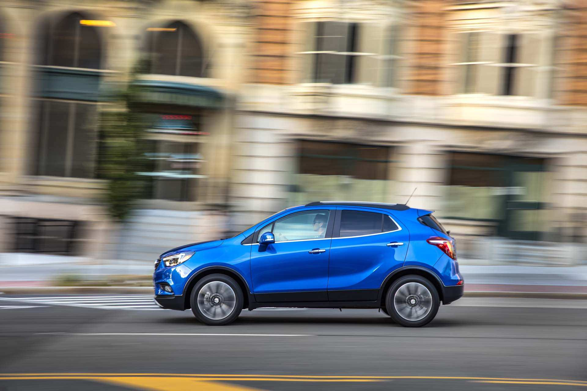 89 The 2019 Buick Encore Release Date Engine History