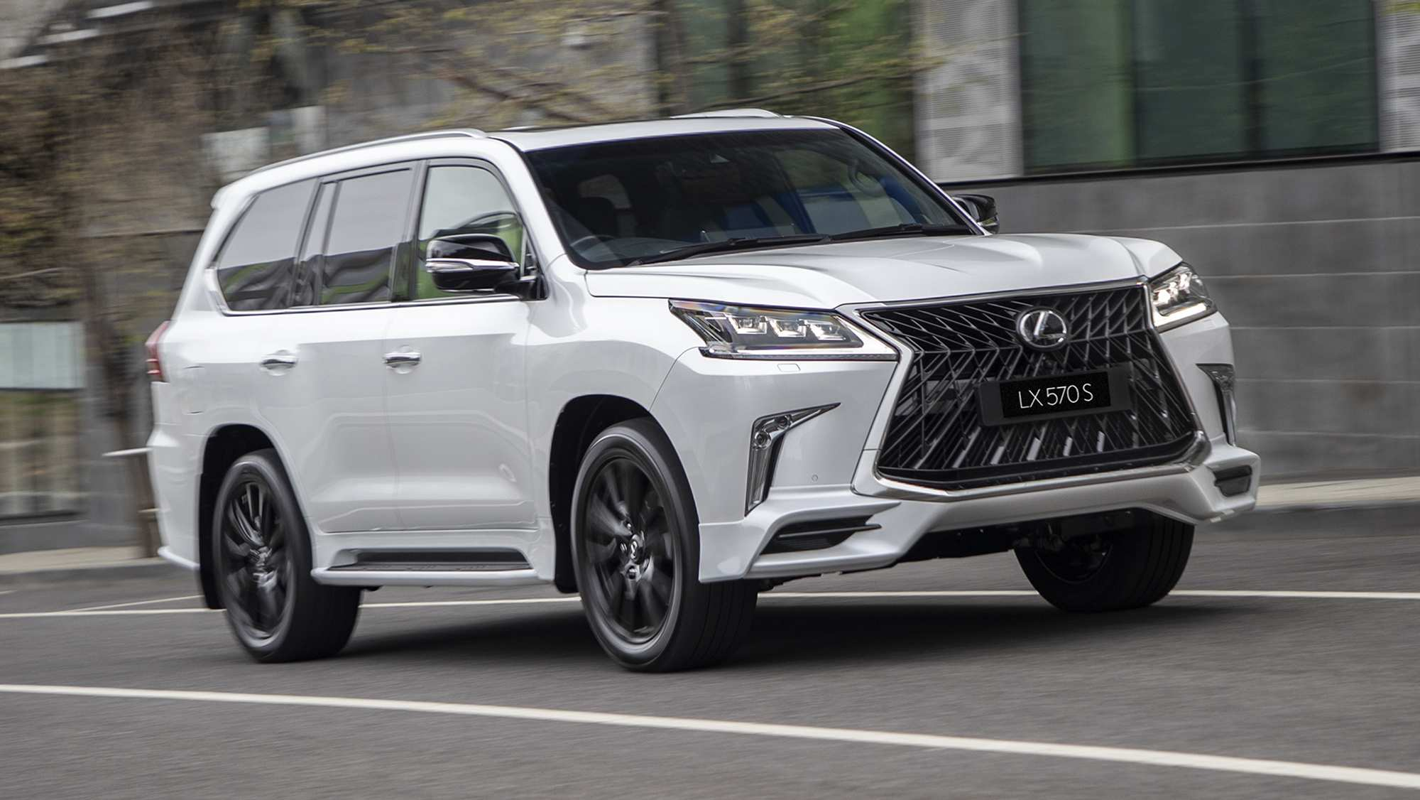 89 The Best Lexus Lx 570 Year 2020 Rumors