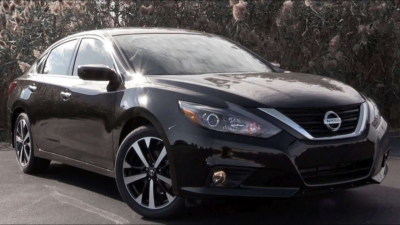 90 All New 2018 Nissan Altima Reviews Concept And Review