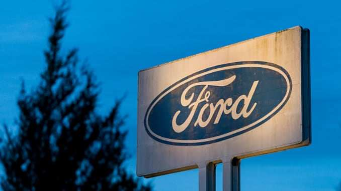 90 New Ford Plans For 2020 Engine