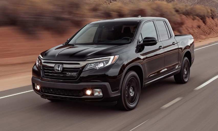 90 New Honda Ridgeline 2020 Release Date Wallpaper