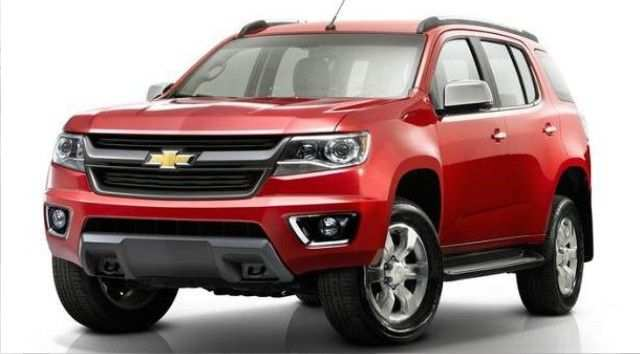 90 The 2019 Chevrolet Blazer K 5 Picture