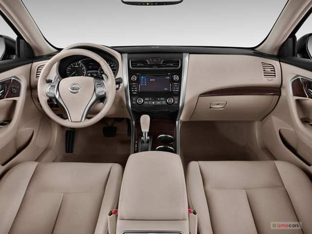 90 The Nissan Altima Interior Price Design And Review