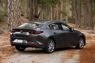 91 A 2020 Mazda 3 Images Configurations