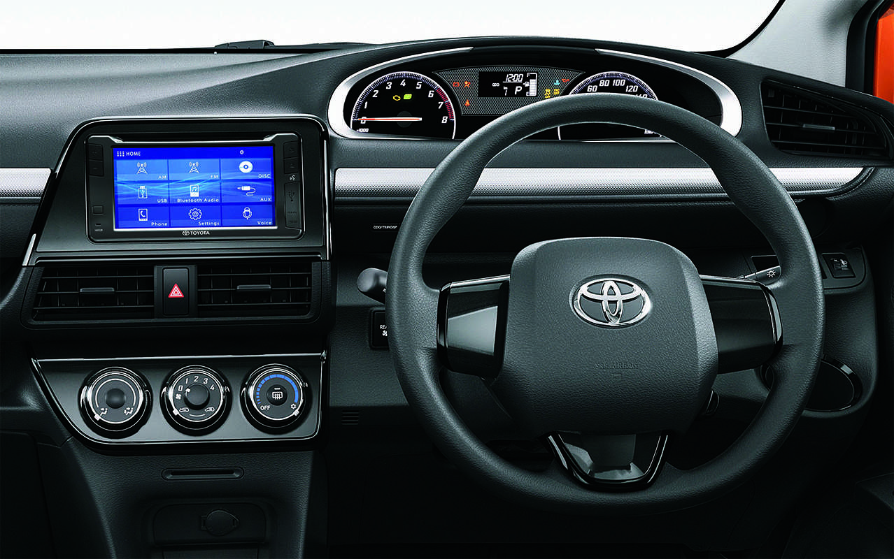 91 All New Sienta Toyota 2019 New Interior Rumors