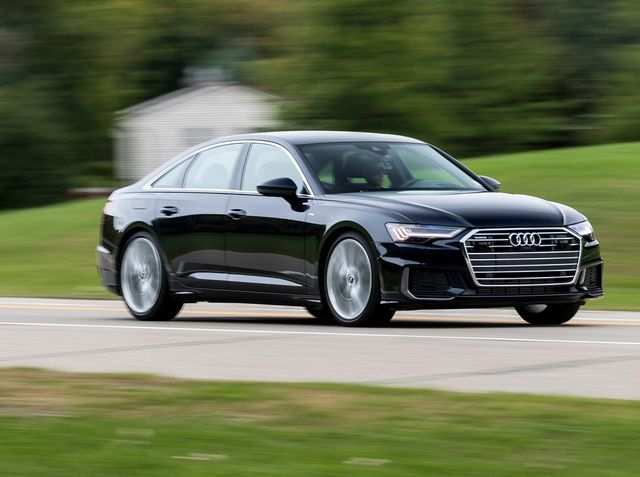 91 Best Review Audi 2019 A6 New Interior Picture