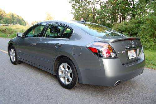 91 New 2007 Nissan Altima Hybrid Research New